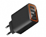 Small 4 port 5V5.6A USB AC Charger Wall charger for tablet and phone