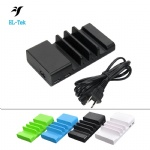 Docking Station 4 ports USB Multiport Fast Charger for Iphone,Android Phone,tablet home charger station