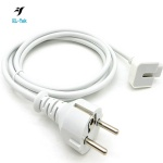 AC Wall cord power adapter extension cable EU plug for Apple Mac iBook MacBook Pro ac Adapters 45W 60W 85W